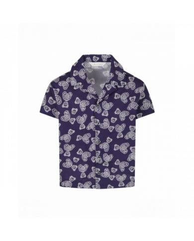 Set baby con stampa Gucci...