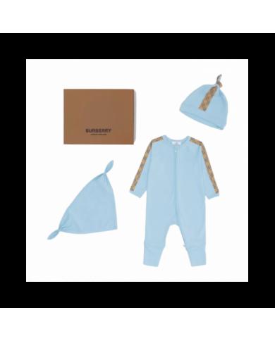 Cintura con logo arancione
