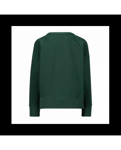 T-shirt bianca con logo Off...