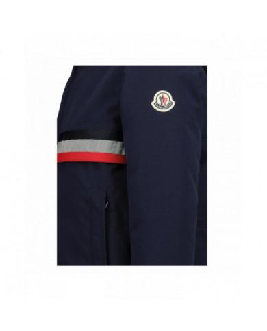 T-shirt bianca con logo...