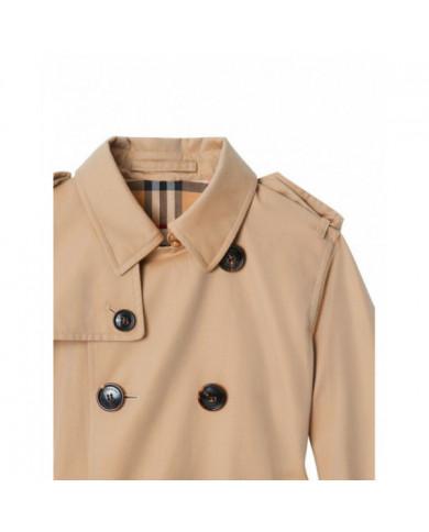 Cappello blu con logo