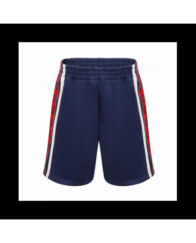Shorts in cotone conGG