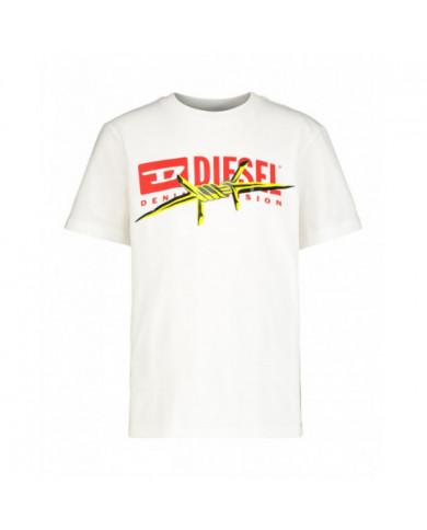 Pantalone in cotone con Web