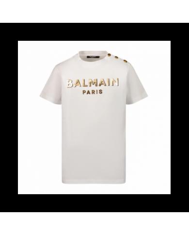 T-Shirt stampa logo
