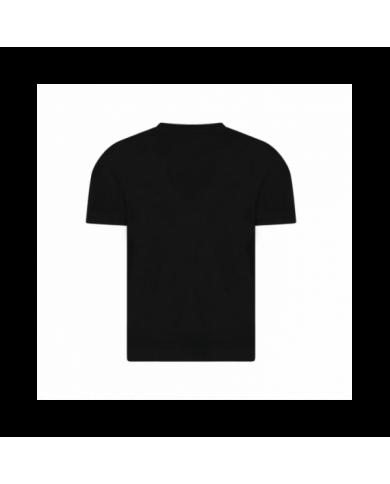 Jeans con banda logo