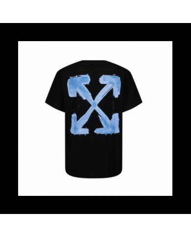 T-shirt con ruches