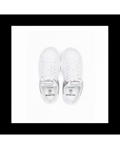 Giacca in nylon con logo