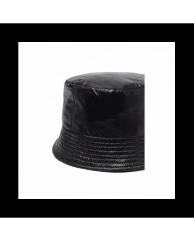 T-shirt con logo argentato
