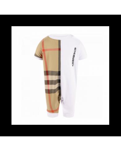 T-shirt baby con logo